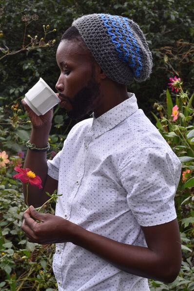 Nomusa Mtshali, 'Vuna Ubulili Bami (Picking My Gender/ Coffee) I', 2019