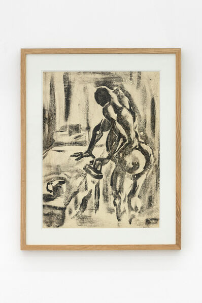 Durant Sihlali, 'Ironing', 1966