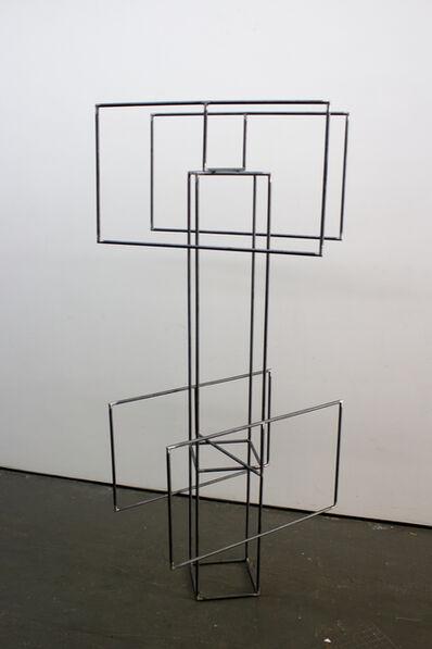 Raul Mourão, 'Garrapha #4', 2017