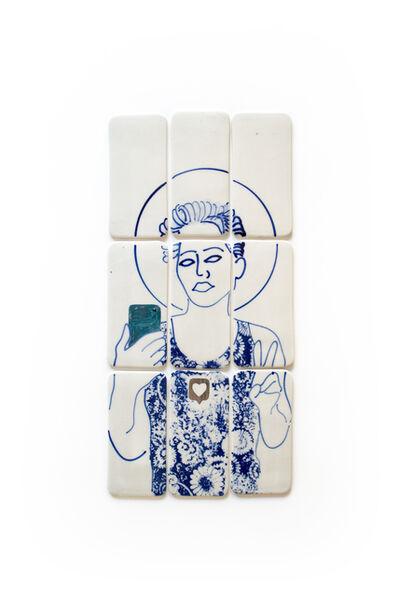 Adam Chau, 'Selfie Religion', 2020