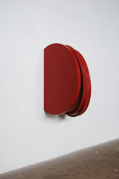 Simon Callery, 'Red Slip'