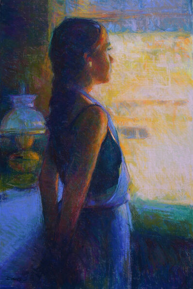 Doug Dawson, 'Brook by the Window', 2019
