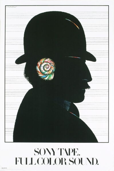 Milton Glaser, 'Sony Tape', (Date unknown)