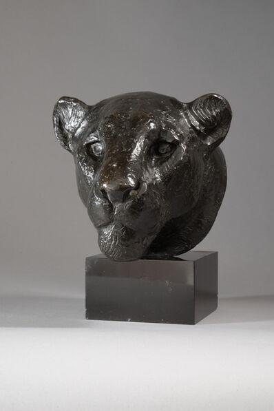 Georges-Lucien Guyot, 'TETE DE LIONNE', ca. 1940