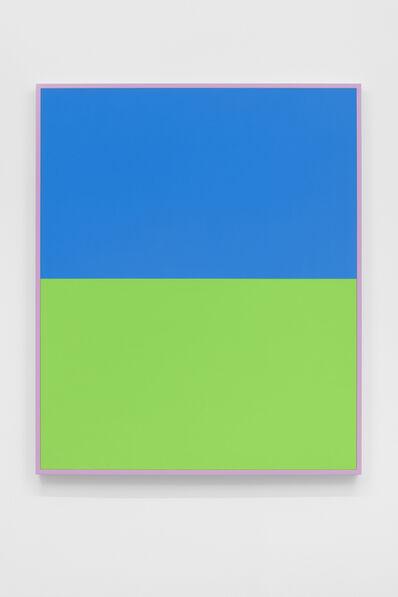 Gerwald Rockenschaub, 'Acrylic glass, MDF lacquered', 2019