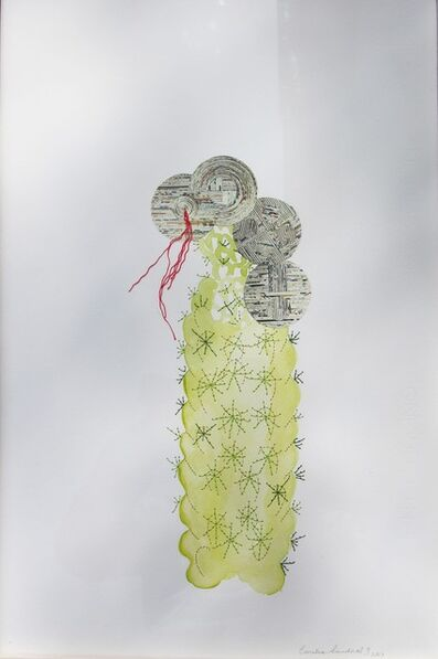 Emilia Sandoval, 'Cylindropuntia Vio', 2019