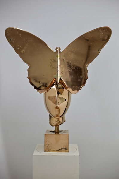 Manolo Valdés, 'Double Butterfly', 2017