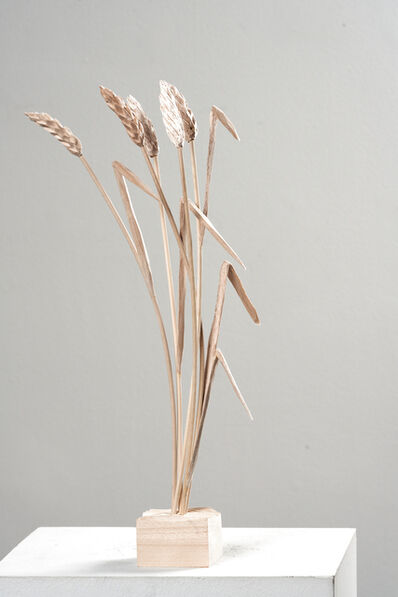 Kurt Lightner, 'Wheat Sculpture #13', 2020