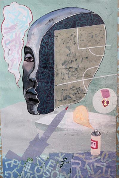 George Hughes, 'Poets, Philosophers & Imminence', 2010