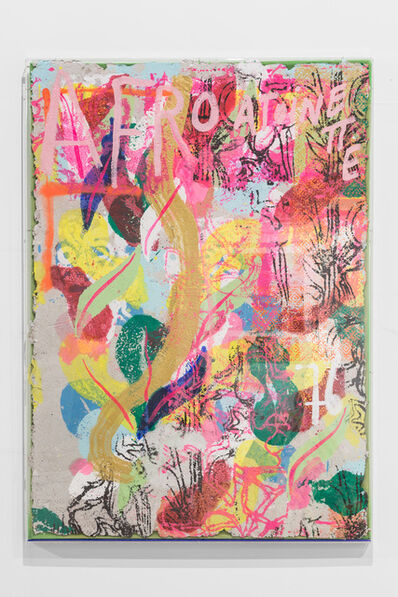Francisco Vidal, 'Afroantoinette 3', 2016
