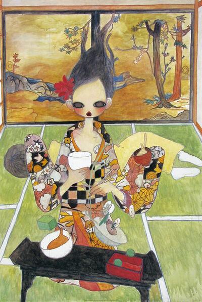 Aya Takano, 'Weightless Room', 2006