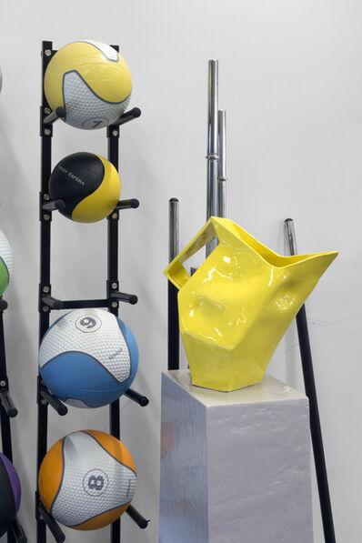 Aubry/Broquard, 'Yellow Jug', 2012