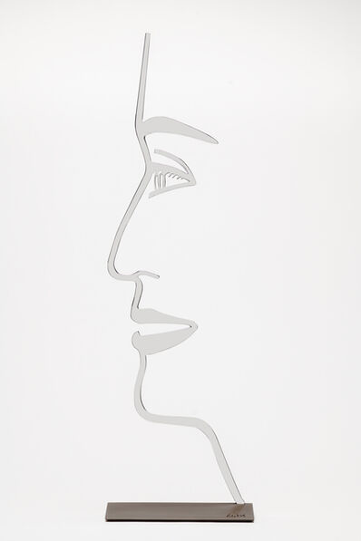 Alex Katz, 'Ada Outline (24 in.)', 2018