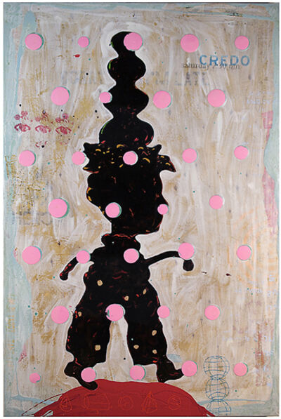 John Randall Nelson, 'You're A Pampered Child', 2014-2015