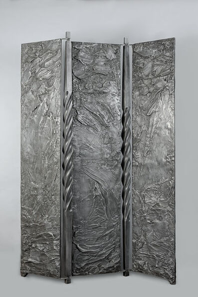 Beverly Pepper, 'Three Panel Screen', 1992