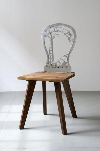 """Kranen / Gille, 'A """"Coney Island"""" Chair', 2007"""
