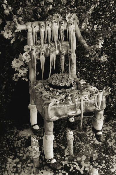 Michiko Kon (今 道子), 'Cuttlefish and Chair', 1995