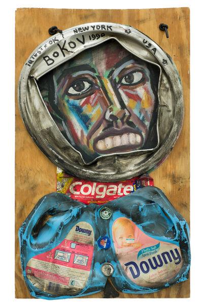Konstantin Bokov, 'Colgate', 1990