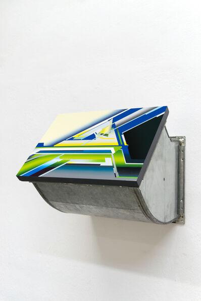 Marc von der Hocht, 'Strato', 2018