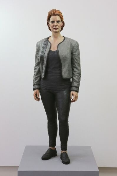 Sean Henry, 'Woman (Looking)', 2014