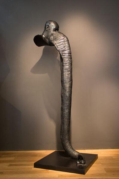 Jean-Michel Pradel-Fraysse, 'Self-Portrait 4', 2004