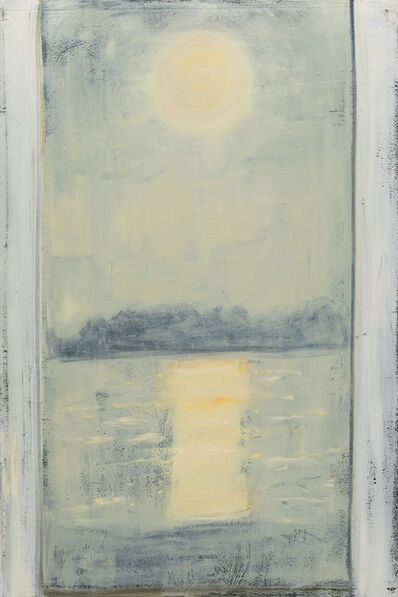 Kathryn Lynch, 'Sun on Coecles Harbor', 2016