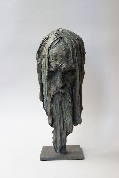 Christophe Charbonnel, 'Masque de Poséïdon, étude pour une monumentale', 2018