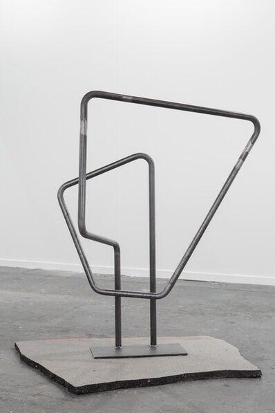 Sonia Leimer, 'Platzhalter', 2017
