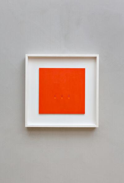 Antonio Calderara, 'Pittura', 1973