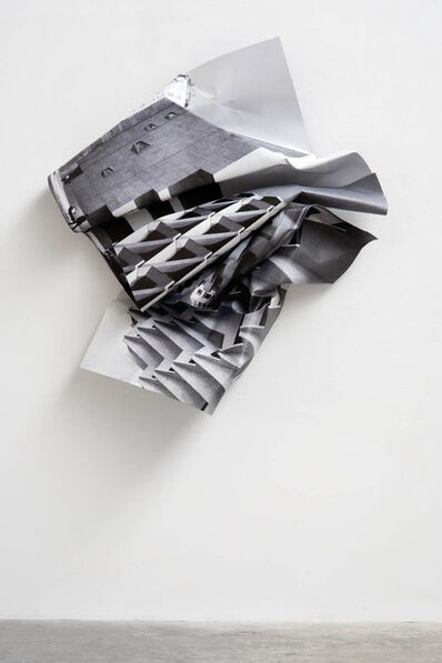 Olaf Metzel, 'Whitney', 2016
