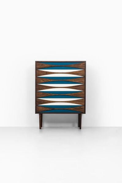 Arne Vodder for N.C Mobler, 'Chest of drawers', vers 1950