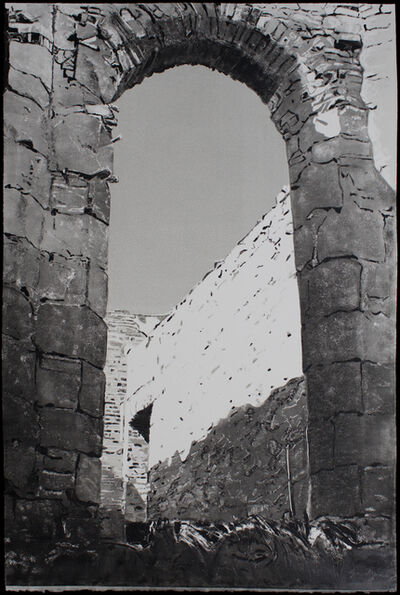 Agnes Murray, 'Approaching Slains Castle, #11', 2013