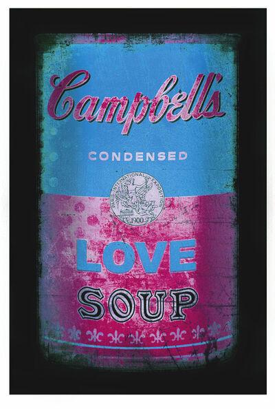 Lars Tunebo, 'Love Soup, Pink/Blue', 2019
