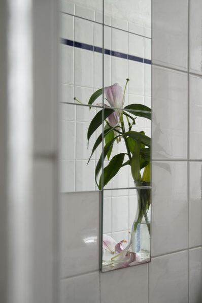 Chih-Chien Wang, 'Flower In Mirror', 2020