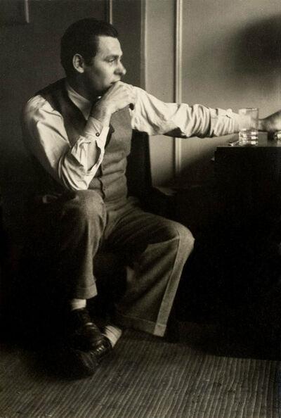 Helen Levitt, 'James Agee', 1945