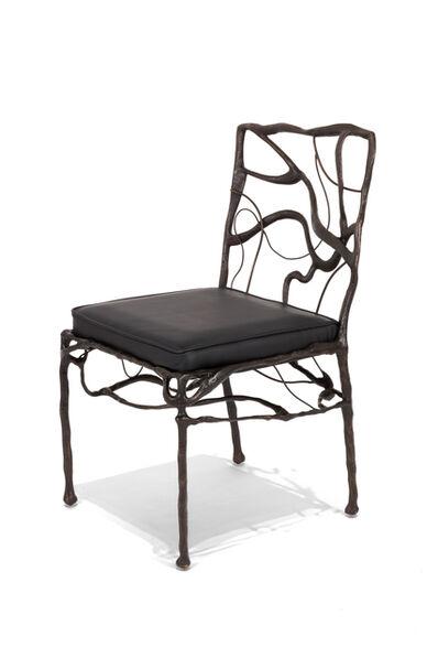 Mattia Bonetti, 'Thread side chair', 2018