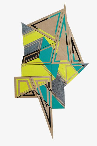 Roman Lang, 'TRIZZ 1', 2020