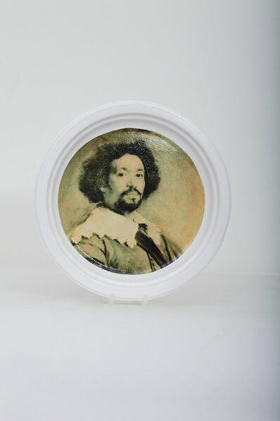 Mary Evans, 'Recollection of Juan de Pareja by Velazquez', 2012-2013