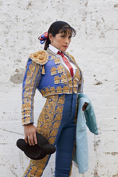 Gina LeVay, 'Lupita', 2010