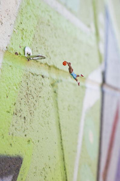 Slinkachu, 'All-Star Nobody', 2011