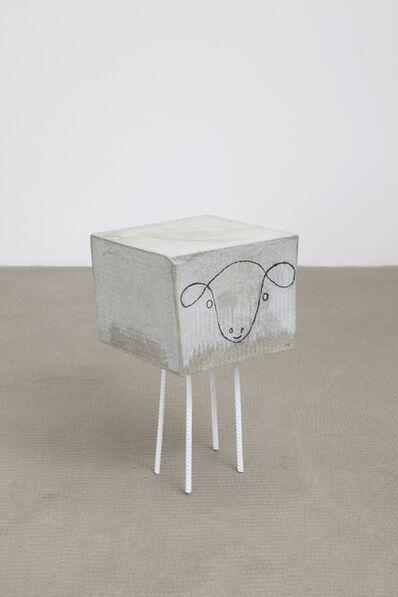 Judith Hopf, 'Flock of Sheep', 2014