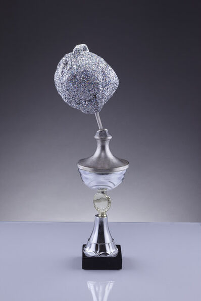 Wayne Warren, 'Trophy (silver #1)', 2014