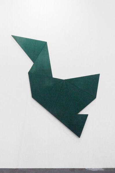 Alek O., 'Tangram (Bird)', 2011