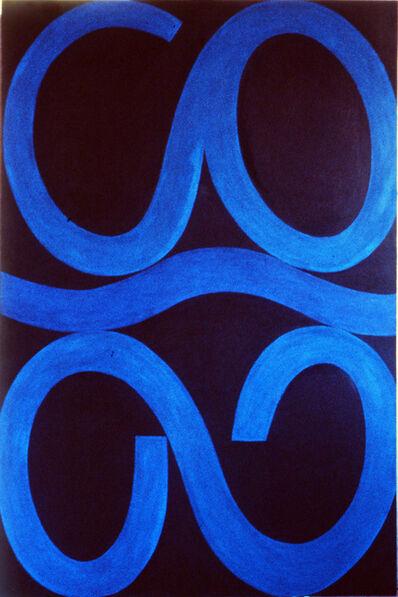 Fritz Bultman, 'Three Waves', 1975