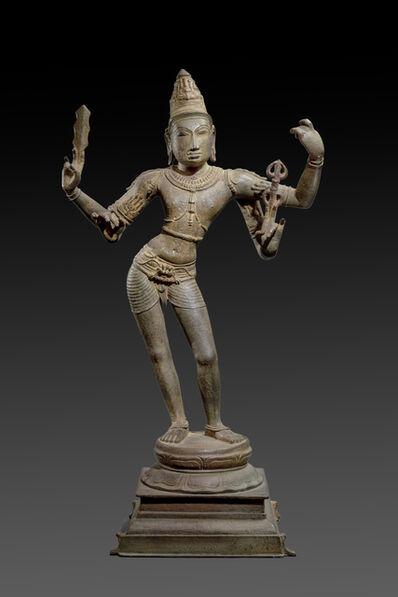 Indian, 'Skanda, South India, Tamil Nadu, Chola Dynasty ', 11th century
