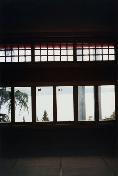 Günther Förg, 'Untitled (Bruno Taut, Istanbul)', 2001