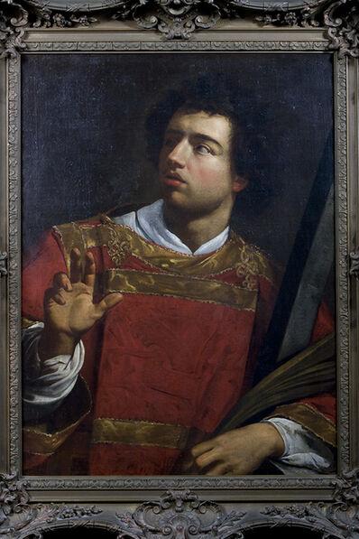 "School of Michelangelo Merisi dit ""Caravaggio"", 'Saint Lawrence. School of Michelangelo Merisi dit ""Caravaggio""', ca. 1600"