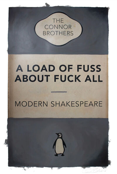 The Connor Brothers, 'A Load of Fuss (Unique) #40', 2018