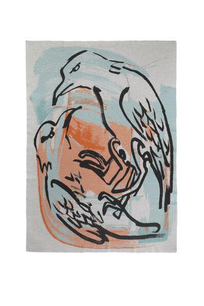 Camille Henrot, '100% lambswool blanket', 2016