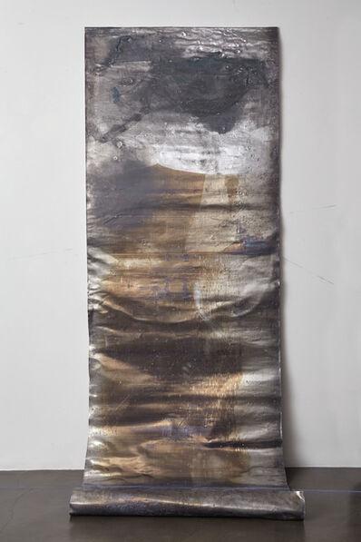 Maria Elisabetta Novello, 'Carta del cielo. Gennaio', 2019